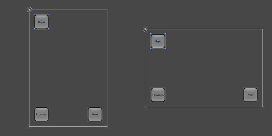 L'interface utilisateur ne sort plus du cadre