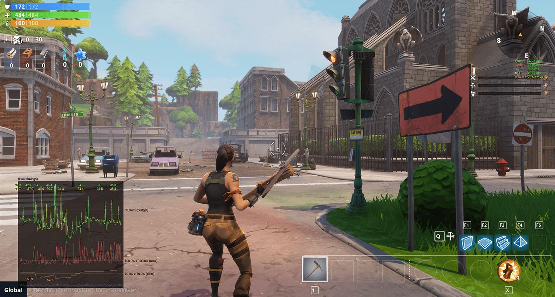 résolution dynamique dans Unreal Engine 4
