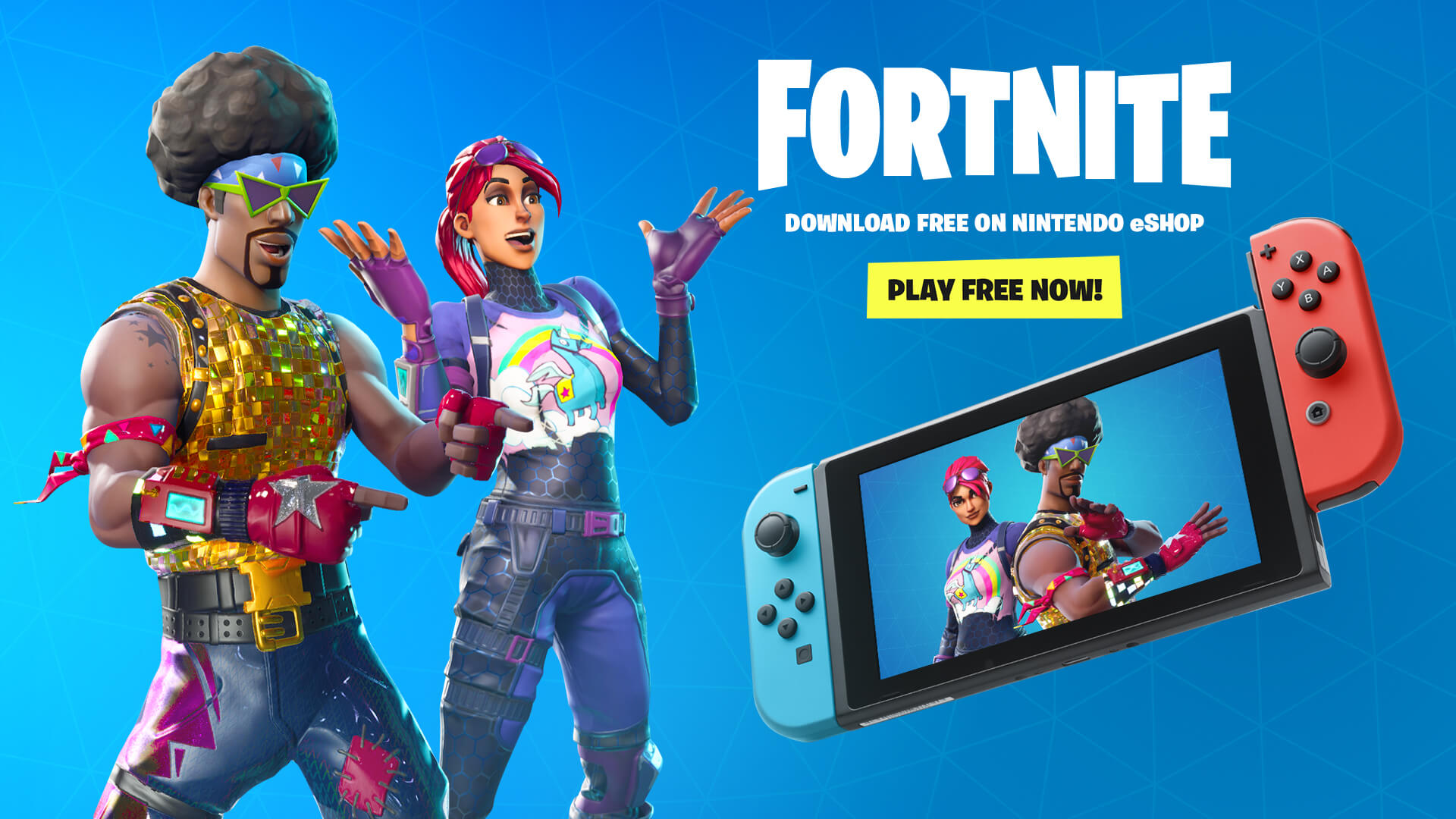 Fortnite sur Nintendo Switch